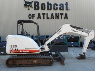 2009 Bobcat 335 Excavator photo