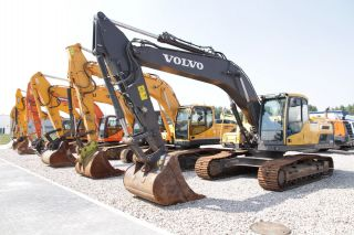 Crawler Excavator 25 Tons Doosan Dx 255 Lc - 3 2300 Mth photo