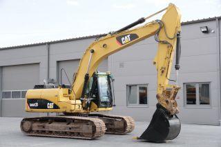 Crawler Excavator 20 Tons Caterpillar 319 D Hydraulic Quickhitch photo