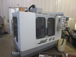Haas Vf - 2 Cnc Machining Center photo