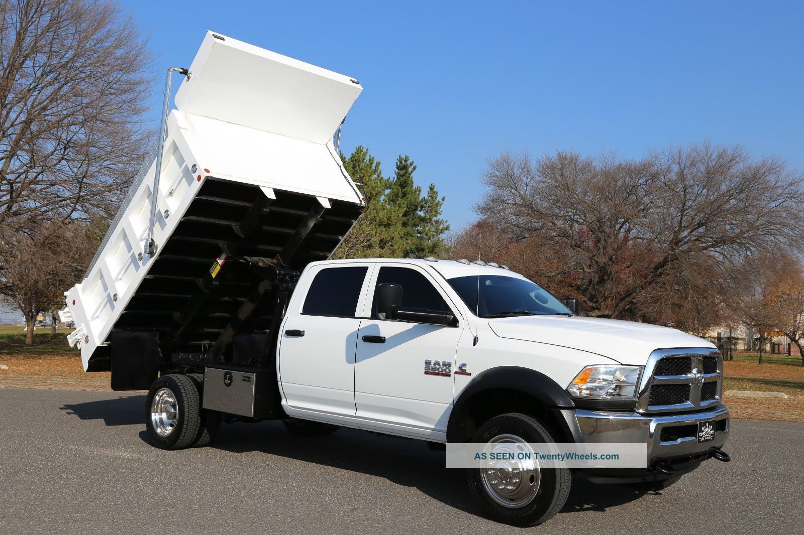 2014 Dodge Ram 5500 Heavy Duty