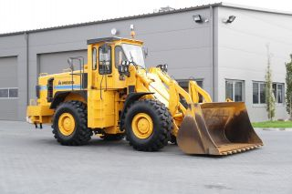 Wheel Loader 20,  5 Tons Dressta/hsw 534e 3,  5 M3 photo