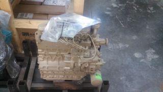 Case 1838 Skid Loader Kubota V2203 Di Engine photo