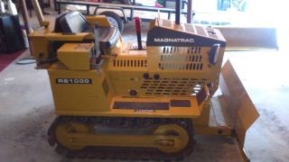 Dozer Struck Magnatrac Rs1000 photo