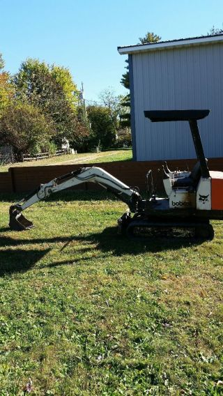 Bobcat 56 Mini Excavator photo