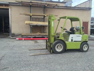 Clark Forklift photo