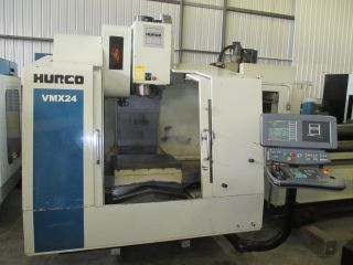 Hurco Vmx 24 Cnc Vertical Machining Center photo