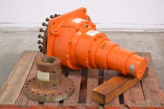 Abacus Hydraulics M14be - 225.  7/1.  13.  32.  43 - Fl - T40 Inching Drive System D496588 photo