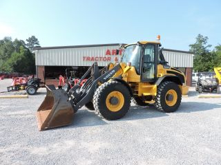 2012 Volvo L50g Wheel Loader - Enclosed Cab - Cold A/c - Very - photo