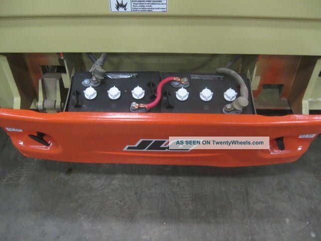 2010 jlg 2630es scissor lift batteries charger controller. Black Bedroom Furniture Sets. Home Design Ideas