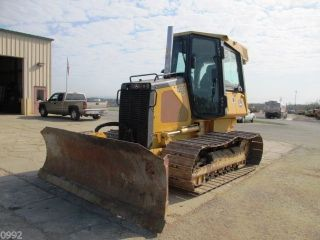 2008 John Deere 450j Lgp Crawler Dozer,  Cab,  Air,  U/c Work Done,  Only 3008 Hours photo