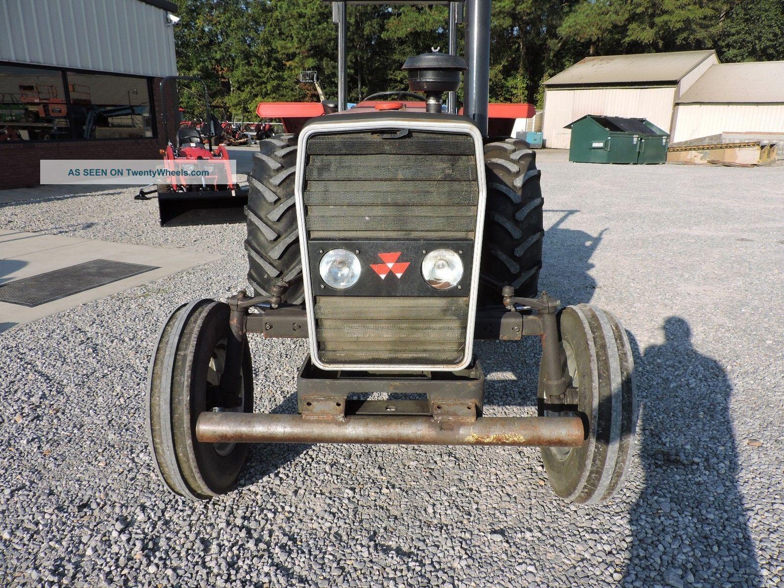Amazon. Com: massey ferguson 231 261 tractor service repair shop.