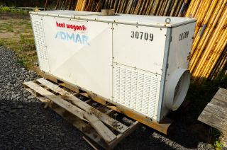 2004 Heatwagon Vg1000 1,  000,  000 Btu Lp/ng Indirect Heater. photo