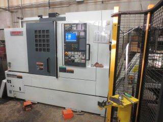 Mori Seiki Nl - 2000smc Cnc Lathe Live Toooling Marposs Probe Auto Door photo