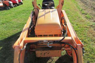 2006 Allmand Tlb - 325 Tractor Loader Backhoe.  Kohler Engine. photo