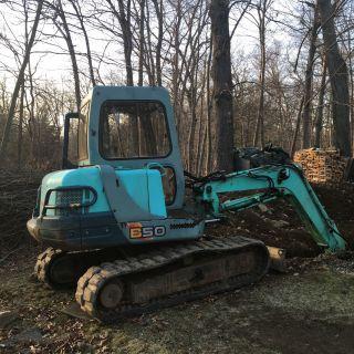 Yanmar Excavator photo