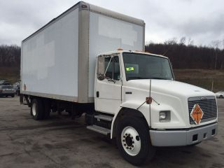 2002 Freightliner Fld - 70 photo