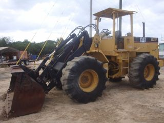 1996 Caterpillar It - 28f Wheel Loader photo