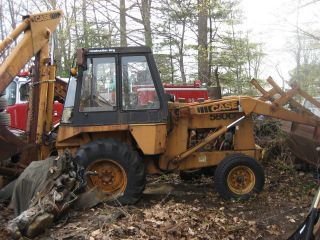 Case Back Hoe photo