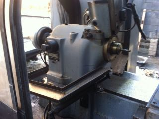 Hardinge Chnc Lathe Turning Center Cnc Lathe Cnc Chucker photo