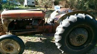 Ford Tractor N Thumb Lgw