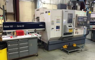 2011 Okuma Lt2000ex - 2t2my Turning Center photo