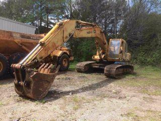 Excavator Trackhoe John Deere 790d - Lc photo