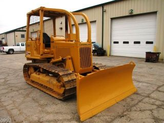 Caterpillar D3b Crawler Dozer,  6 Way Blade,  Rops W/sweeps, , photo