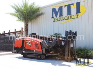 2012 Ditch Witch Jt2020 Mach 1 Horizontal Directional Drill Hdd - Mti Equipment photo