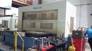 Dahlih Mch - 800 With 1000mmx1000mm Pallets photo