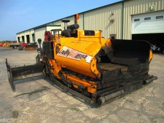 2011 Leeboy 8515b Asphalt Paver W/only 2265 Hours photo