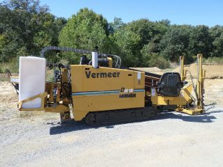 98 Vermeer 10x15 Directional Drill Low Hrs photo