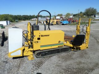99 Vermeer 7x11a Directional Drill photo
