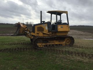 2008 John Deere 650j Lgp 2625 Hrs photo