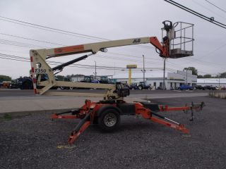 2009 Jlg T350 - Serviced/inspected By Jlg Authorized Service Center photo