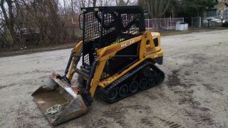 Heavy Equipment Skid Steer Loaders Commercial Vehicle