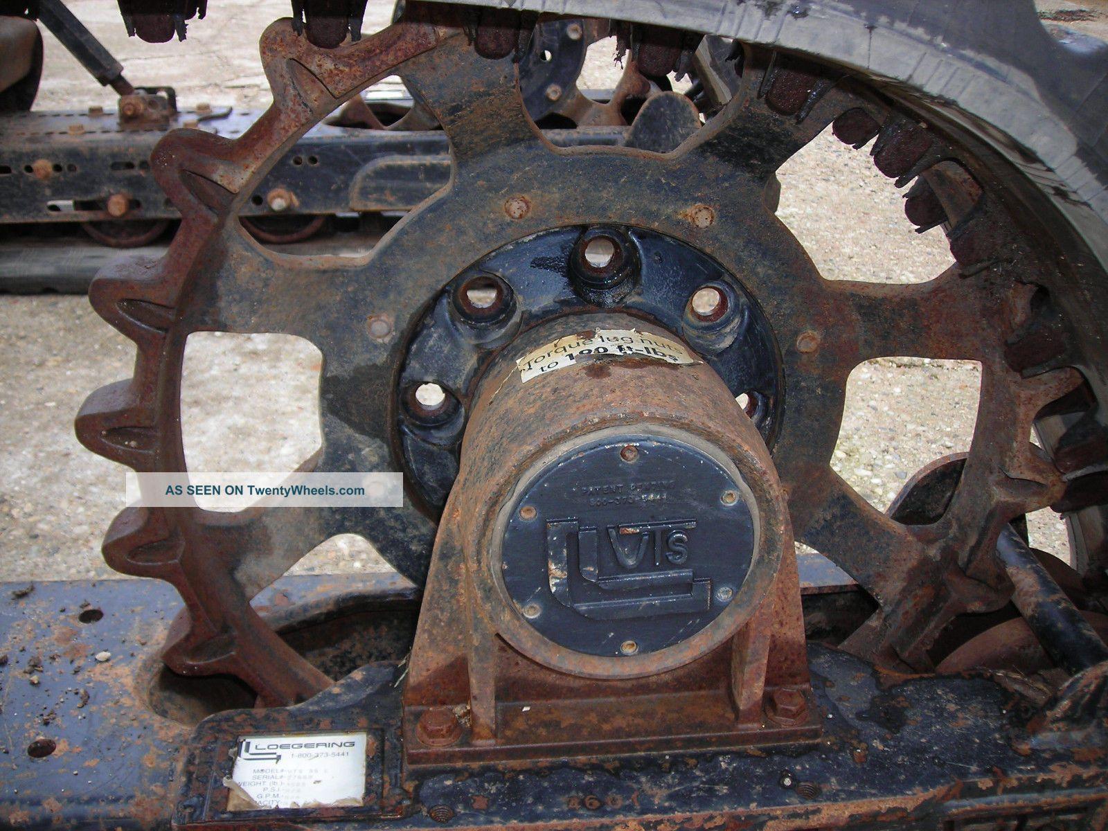Loegering Vts 56 Track System Skid Steer Loader