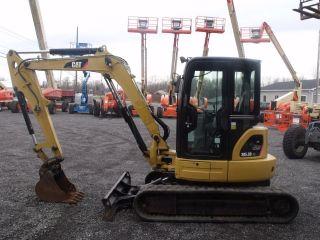 2011 Cat 305.  5d Cr Mini Excavator photo