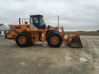 1996 Samsung Sl180 - 2 Wheel Loader,  Erops W/ Air,  Cummins Diesel,  5160 Hours photo