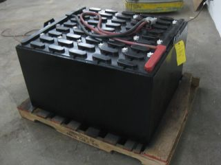 36 Volt - Deka - 2011 - 18 - 85 - 29 - Forklift Battery - Reconditioned 1190 Ah photo