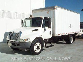 2003 International Workstar 4200 Vt365 Diesel Drw Box Truck photo