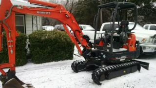 2012 Kubota Kx91 - 3 Mini Excavator 1500 Hours Good Unit Trackhoe photo