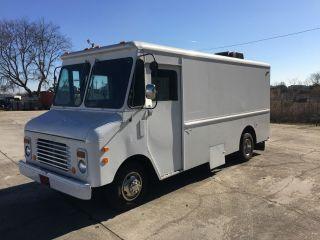 1985 Chevrolet Grumman Box Delivery Van photo