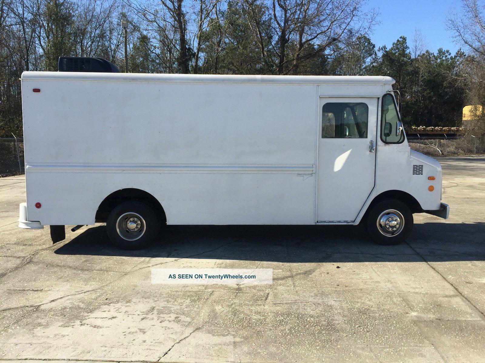 1985 Chevrolet Grumman Box Delivery Van