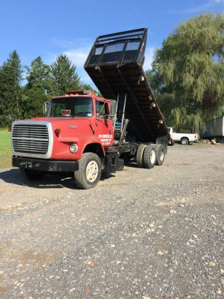 1995 Ford L9000 photo