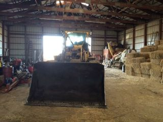 1980 Caterpillar 966c Wheel Loader photo