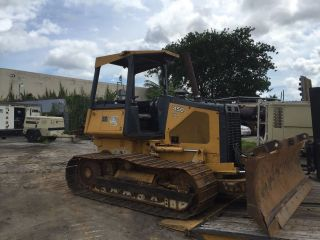 2007 John Deere 450j Lgp Dozer photo