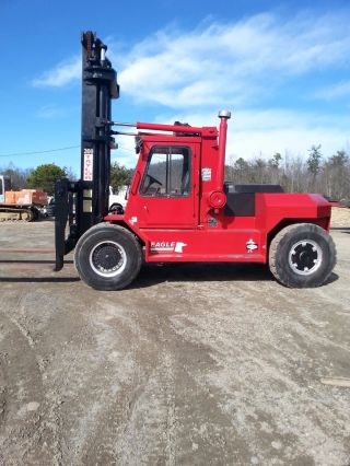 Taylor Forklift Te - 300m (eagle) photo