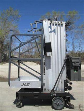 2007 Jlg30am Personnel Manlift Vertical Lift Boom Aerial Lift Scissor Lift photo