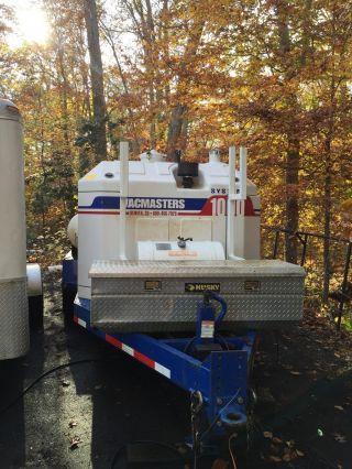 Air - Vac Trailer Mounted Vacmasters System 1000 Air - Vacuum Excavation photo